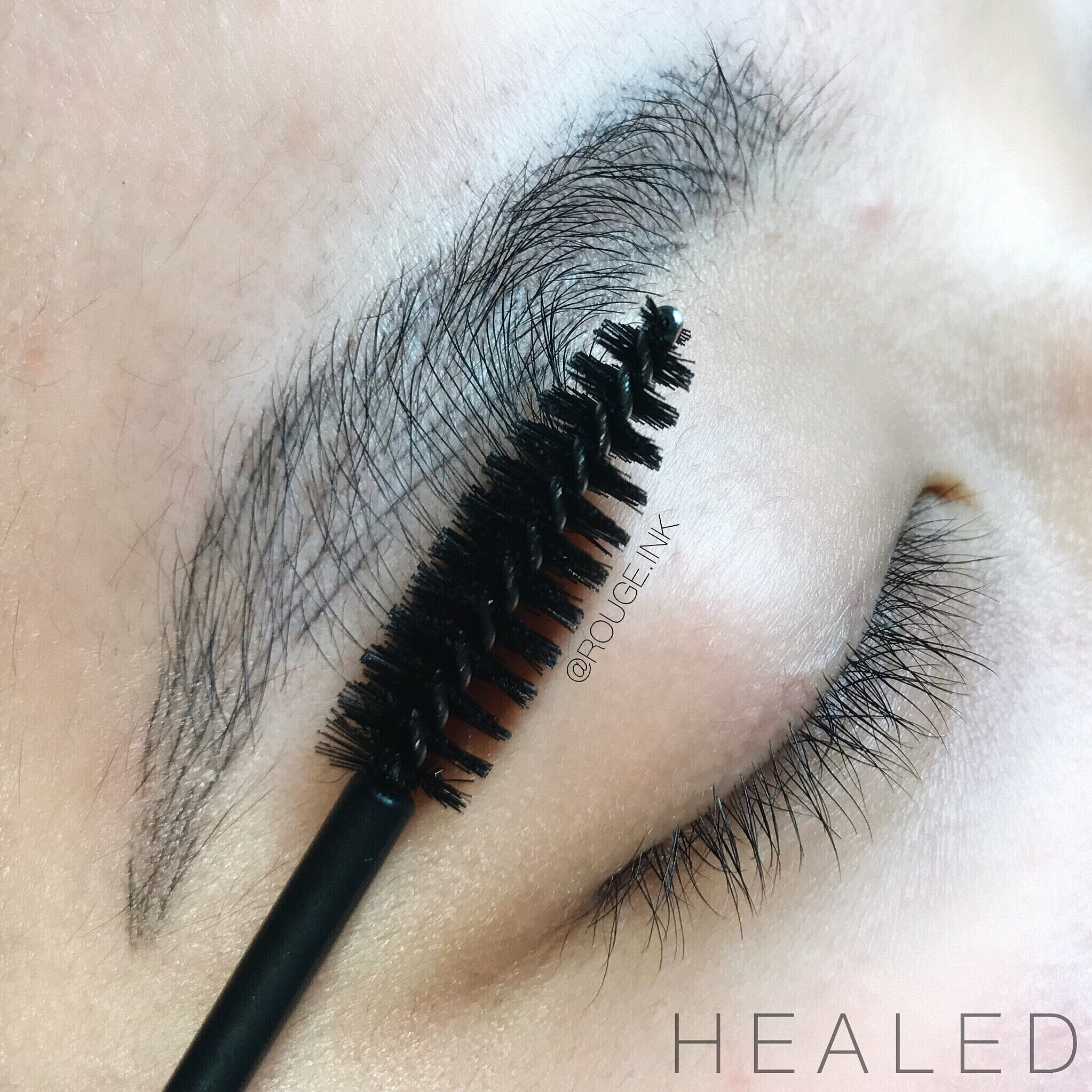 Healed Microblading by Rouge Ink Artistry